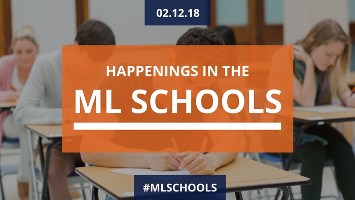 Happenings in the ML Schools: Laker Launch!