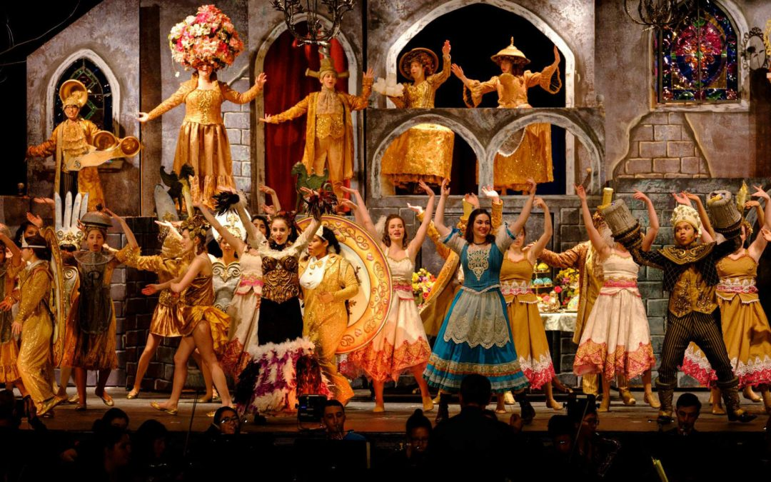Happenings in the ML Schools: MLHS Production of Beauty and the Beast