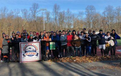 Mountain Lakes Alumni Participate in Fall Alumni Games