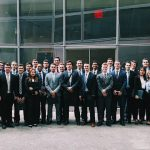 Alumni and Coach Help Bring Penn State Students to Wall Street
