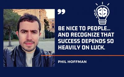 Laker in the Spotlight: Phil Hoffman